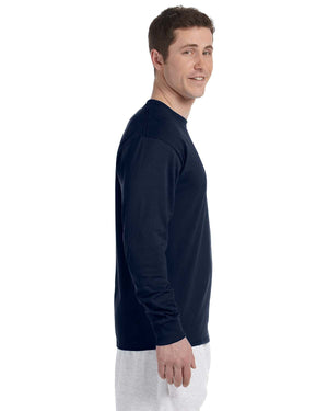 Champion Adult 5.2 oz. Long-Sleeve T-Shirt - CC8C