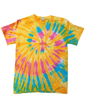 Tie-Dye Youth 5.4 oz. 100% Cotton T-Shirt - CD100Y