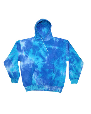 Tie-Dye Youth 8.5 oz. Tie-Dyed Pullover Hooded Sweatshirt - CD877Y