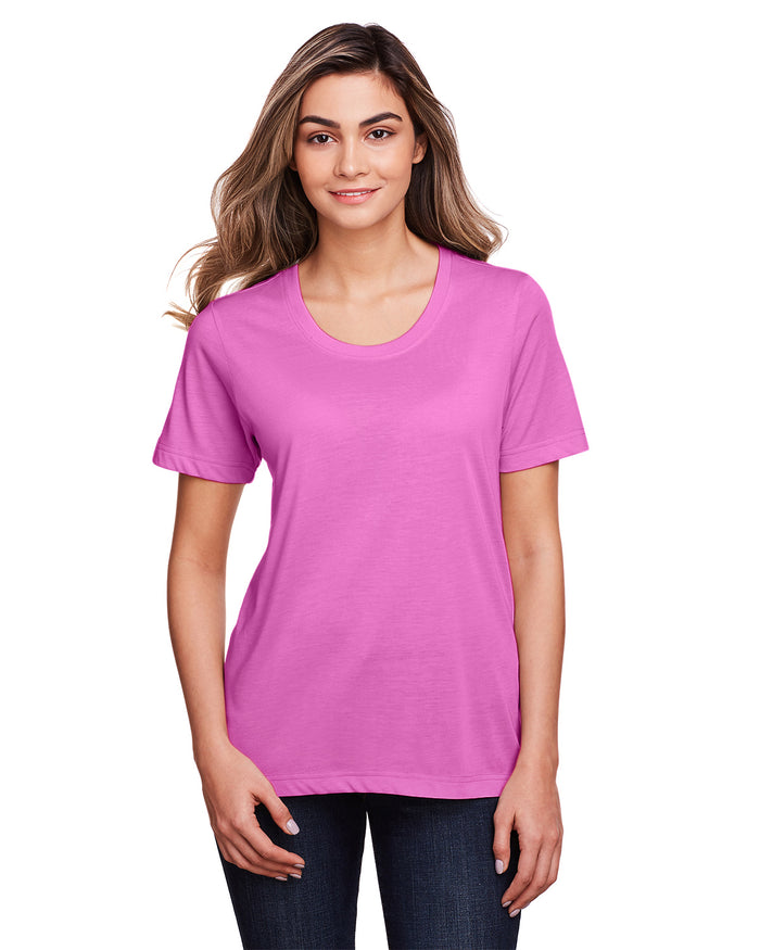 Core 365 Ladies' Fusion ChromaSoft™ Performance T-Shirt - CE111W