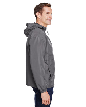 Champion Adult Packable Anorak 1/4 Zip Jacket - CO200