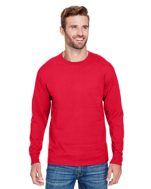 Champion Adult Long-Sleeve Ringspun T-Shirt - CP15