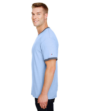 Champion Adult Triblend Ringer T-Shirt - CP65