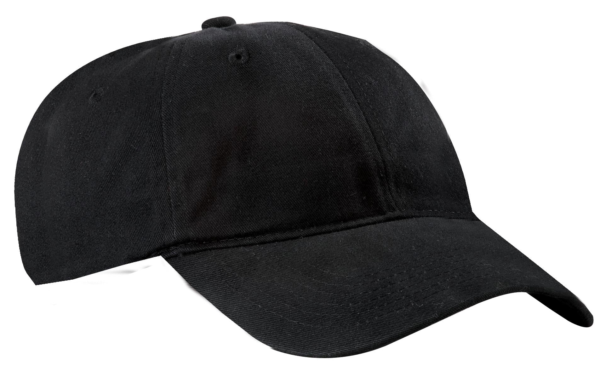 Port /& Company Brushed Twill Low Profile Cap CP77
