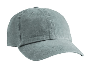 Port & Company Pigment-Dyed Cap.  CP84