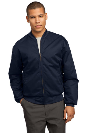 Red Kap Team Style Jacket with Slash Pockets. CSJT38