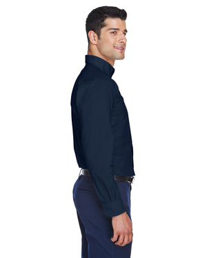 Devon & Jones Men's Crown Woven Collection™ Solid Broadcloth - D620