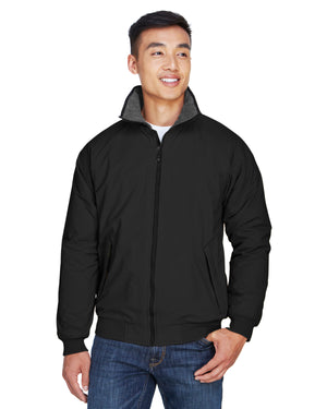 Devon & Jones Men's Three-Season Classic Jacket - D700