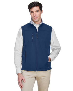 Devon & Jones Men's Soft Shell Vest - D996