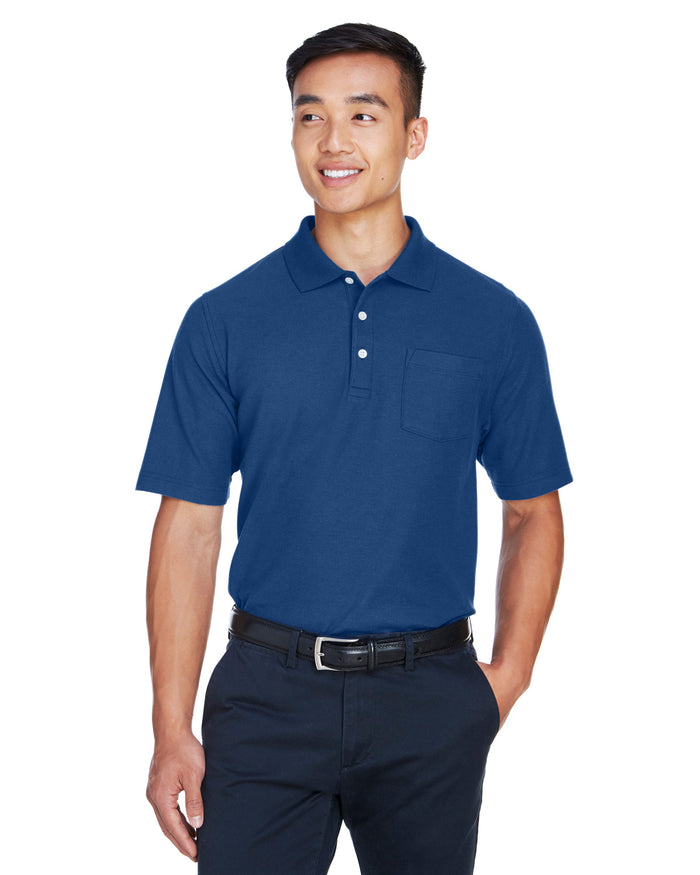 Devon & Jones Men's DRYTEC20™ Performance Pocket Polo - DG150P