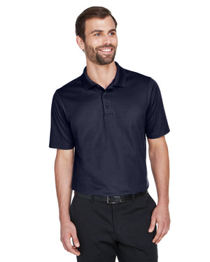 Devon & Jones CrownLux Performance™ Men's Tall Plaited Polo - DG20T