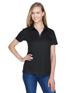 Devon & Jones CrownLux Performance™ Ladies' Plaited Polo - DG20W