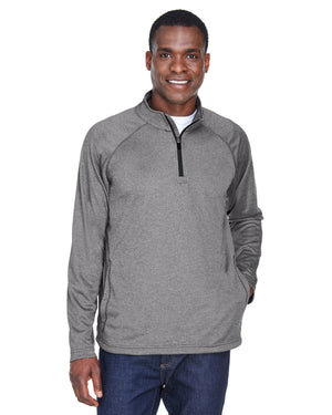 Devon & Jones Men's Stretch Tech-Shell® Compass Quarter-Zip - DG440
