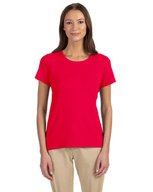 Devon & Jones Ladies' Perfect Fit™ Shell T-Shirt - DP182W