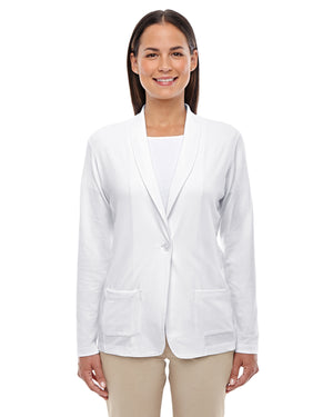 Devon & Jones Ladies' Perfect Fit™ Shawl Collar Cardigan - DP462W