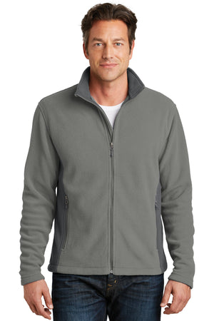 Port Authority Colorblock Value Fleece Jacket. F216