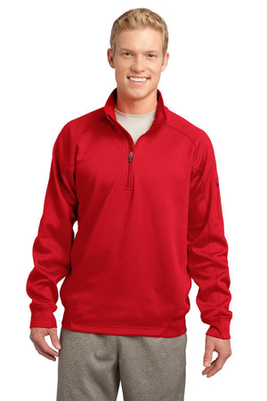 Sport-Tek Tech Fleece 1/4-Zip Pullover. F247