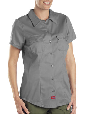 Dickies 5.25 oz. Short-Sleeve Work Shirt - FS574