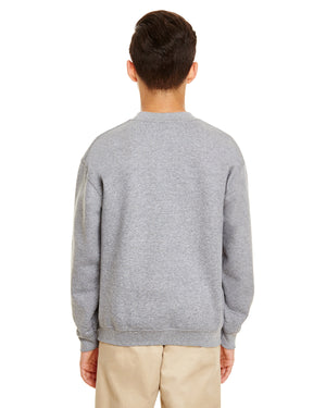Gildan Youth Heavy Blend™ 8 oz., 50/50 Fleece Crew - G180B