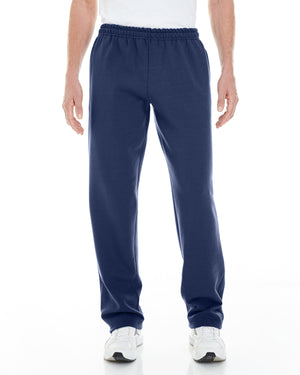 Gildan Adult Heavy Blend™ Adult 8 oz. Open-Bottom Sweatpants with Pockets - G183
