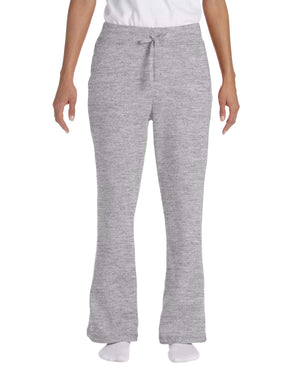 Gildan Ladies' Heavy Blend™ Ladies' 8 oz., 50/50 Open-Bottom Sweatpants - G184FL