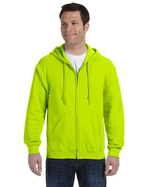 Gildan Adult Heavy Blend™ Adult 8 oz., 50/50 Full-Zip Hood - G186