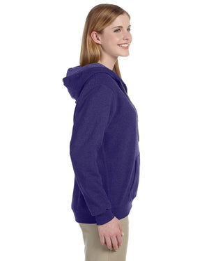 Gildan Heavy Blend™ Ladies' 8 oz. Vintage Classic Full-Zip Hood - G187FL