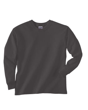 Gildan Youth Ultra Cotton® 6 oz. Long-Sleeve T-Shirt - G240B
