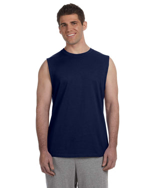Gildan Adult Ultra Cotton® 6 oz. Sleeveless T-Shirt - G270