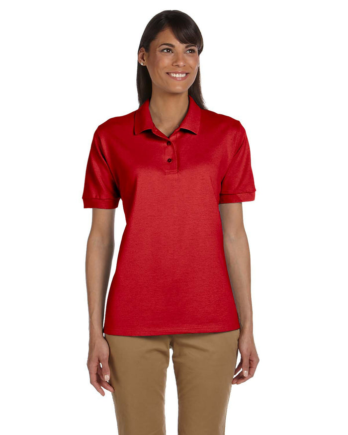 Gildan Ladies'  Ultra Cotton® Ladies' 6.3 oz. Piqué Polo - G380L