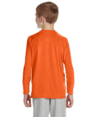 Gildan Youth Performance® Youth 5 oz. Long-Sleeve T-Shirt - G424B