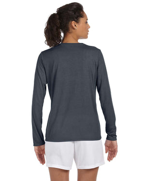 Gildan Ladies' Performance® Ladies' 5 oz. Long-Sleeve T-Shirt - G424L