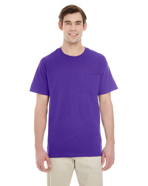 Gildan Adult  Heavy Cotton™ 5.3 oz. Pocket T-Shirt - G530