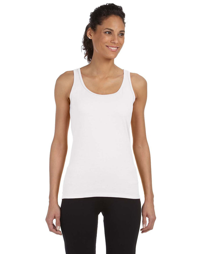 Gildan Ladies' Softstyle®  4.5 oz. Fitted Tank - G642L