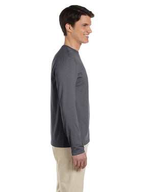 Gildan Adult Softstyle®  4.5 oz. Long-Sleeve T-Shirt - G644