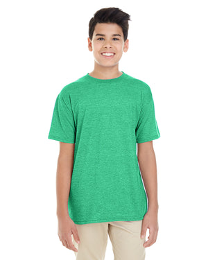 Gildan Youth Softstyle® 4.5 oz. T-Shirt - G645B