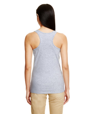 Gildan Ladies' Softstyle®  4.5 oz. Racerback Tank - G645RL