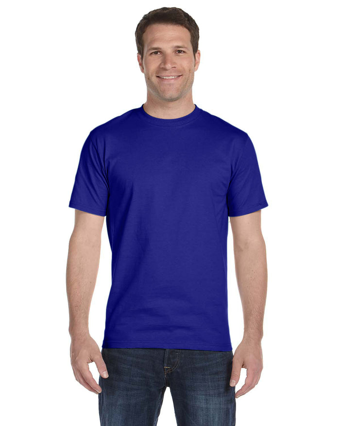 Gildan Adult 5.5 oz., 50/50 T-Shirt - G800