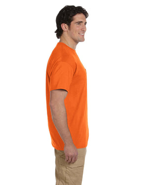 Gildan Adult 5.5 oz., 50/50 Pocket T-Shirt - G830