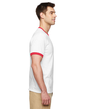 Gildan Adult 5.5 oz. Ringer T-Shirt - G860