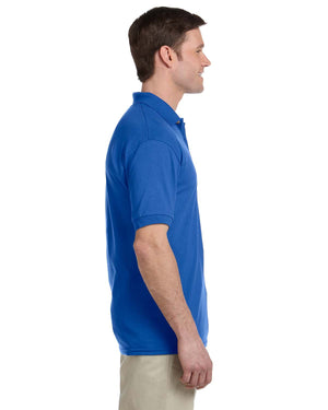 Gildan Adult 6 oz., 50/50 Jersey Polo with Pocket - G890