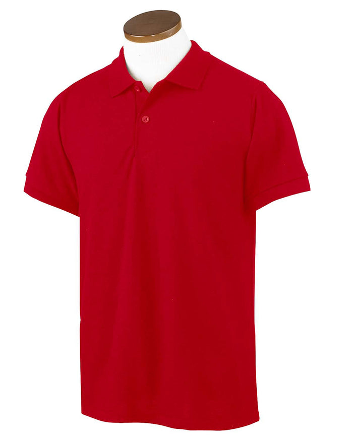 Gildan Youth 6.8 oz. Piqué Polo - G948B