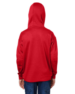 Gildan Performance® Youth 7 oz.,  Tech Hooded Sweatshirt - G995B
