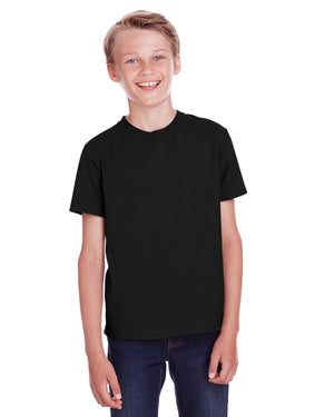 ComfortWash by Hanes Youth 5.5 oz., 100% Ring Spun Cotton Garment-Dyed T-Shirt - GDH175
