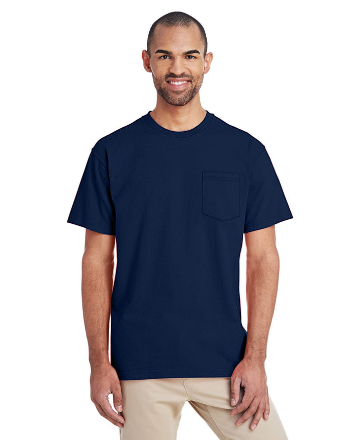 Gildan Hammer™ Adult  6 oz. T-Shirt with Pocket - H300