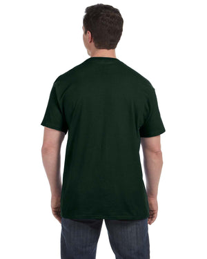 Hanes Men's 6.1 oz. Tagless® Pocket T-Shirt - H5590