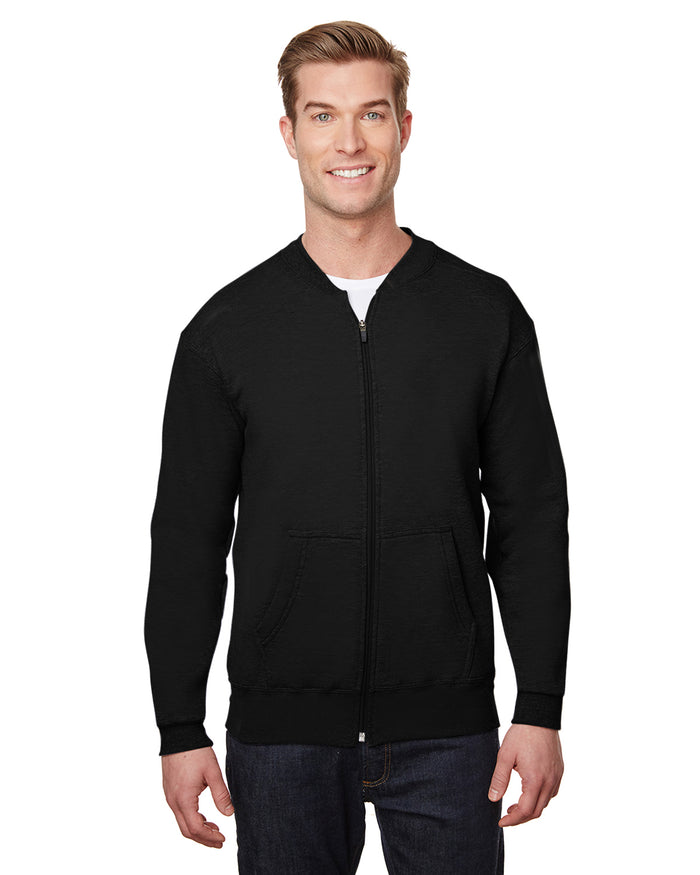 Gildan Hammer™ Adult  9 oz. Fleece Full-Zip Jacket - HF700
