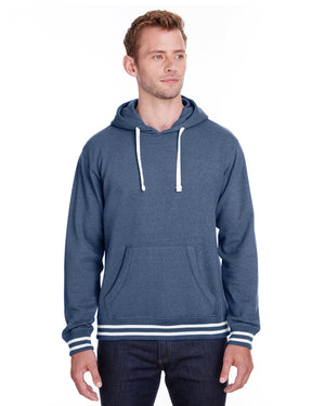 J America Adult Relay Hooded Sweatshirt - JA8649