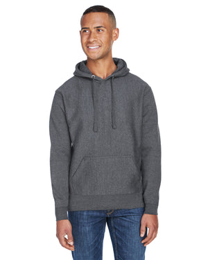 J America Adult Sport Weave Fleece Hooded Sweatshirt - JA8846