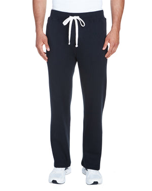 J America Adult Premium Open Bottom Fleece Pant - JA8992